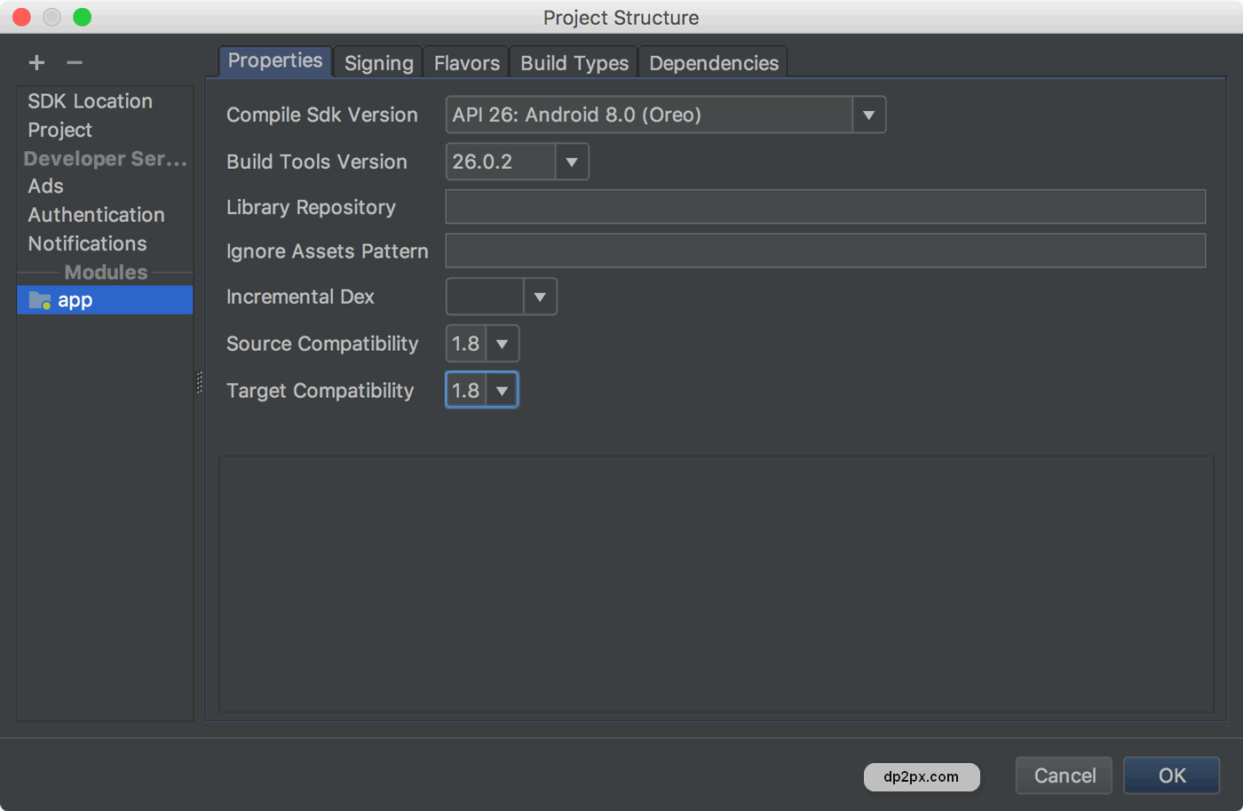 Android Studio 3.0配置Java 8